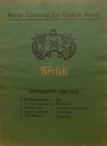 Mappe 1916