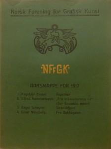 Mappe 1917