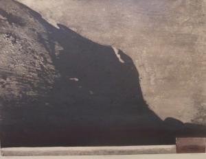 Ørnulf Opdahl/Coast/litografi/2ex!/72,5x54,5cm/Kr. 6.000,-