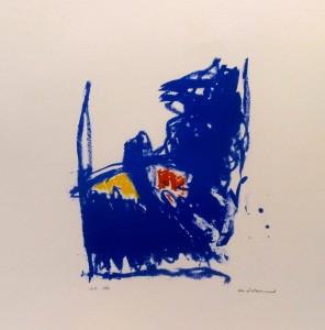 Jakob Weidemann/litografi/ea-trykk(prøve)/motiv 26x28cm/Kr. 6.000,-