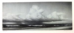 Christopher Raadlund/u t-sky/44x19cm/kr. 1.200,-