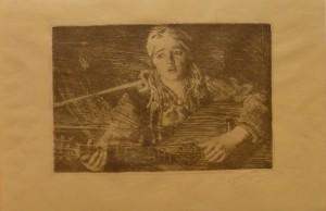 Ols Maria(1919)/29,5x22cm